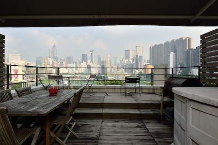HK Millionaires Dream House - Happy Valley - Lägenhet
