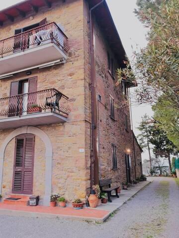 Appartamento nella fantastica Valdelsa Fiorentina