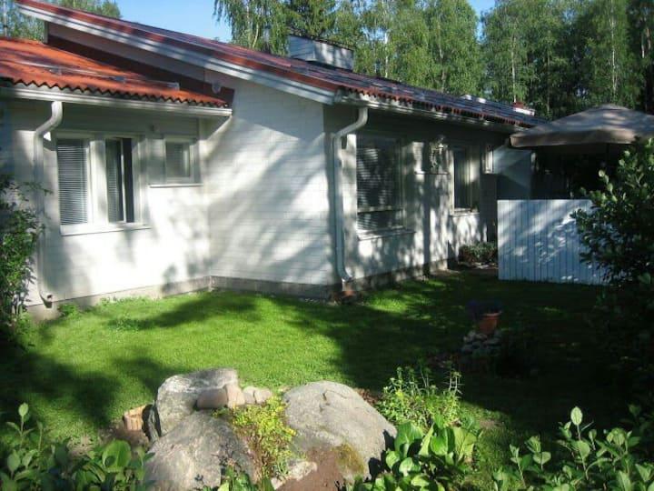 Kerava/(Helsinki, about 40min trip)