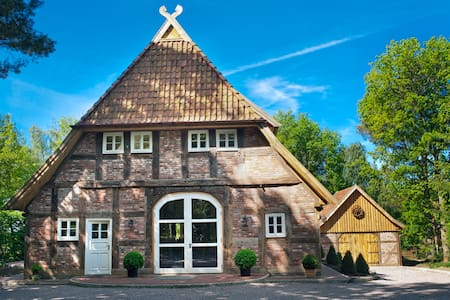 Lovely Cottage in Peaceful Location near Hamburg