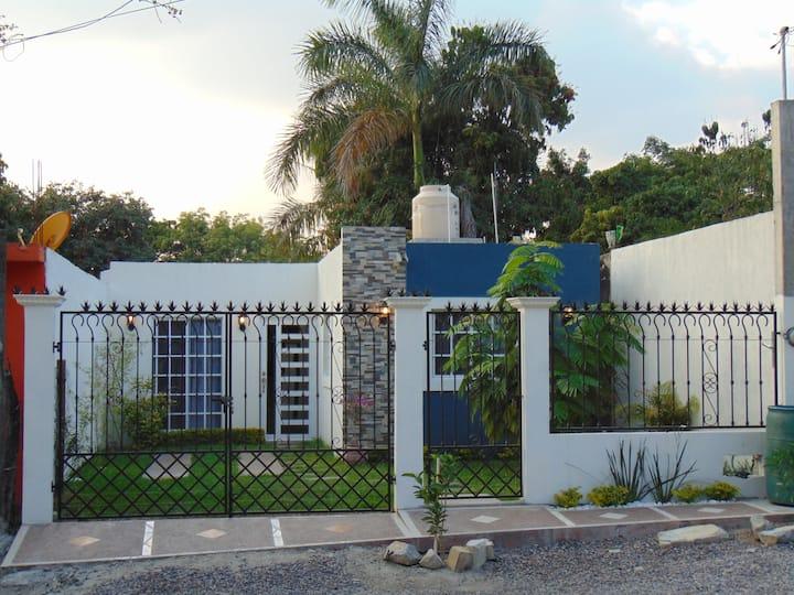 ¡Hermosa Casa ideal para Vacacionar!