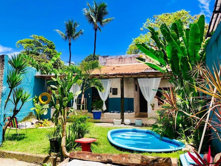 Casa de Praia em Arraial D´ajuda - Centro
