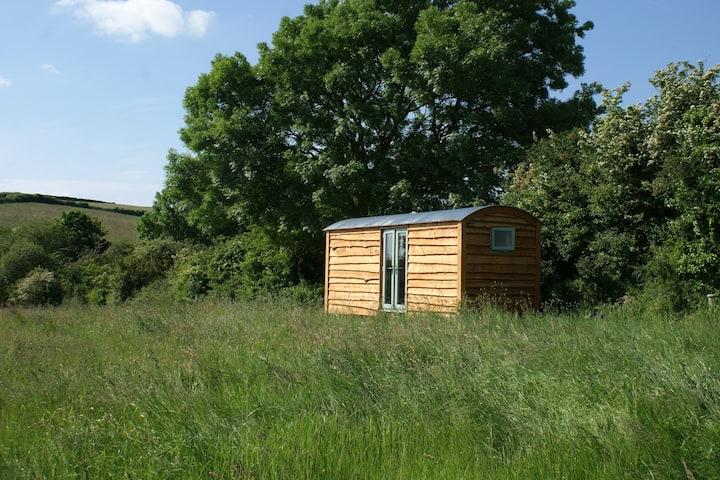 Tree Farm Shepherds Hut, near Perranporth