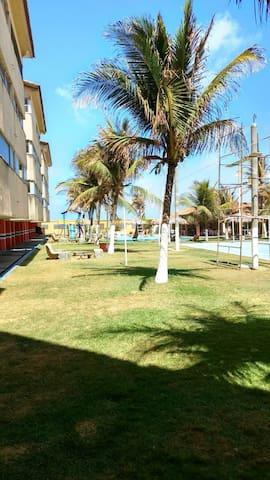 Apartamento frente ao mar Cumbuco Icarai Pecem