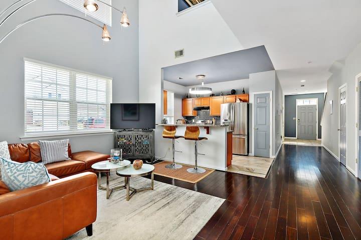 Modern Luxury Townhome