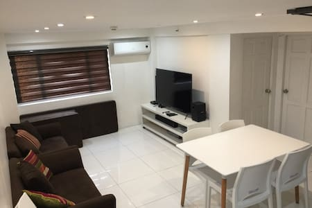 Renovated 2br 2tb Wifi/Netflix very near Mall  QC