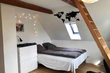 Room on first floor in the center of Roskilde