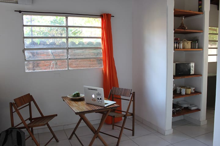 Warm Paraguayan style Apartment in Downtown