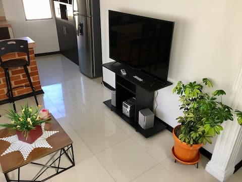 Apartamento Urcunina - Santa Rita