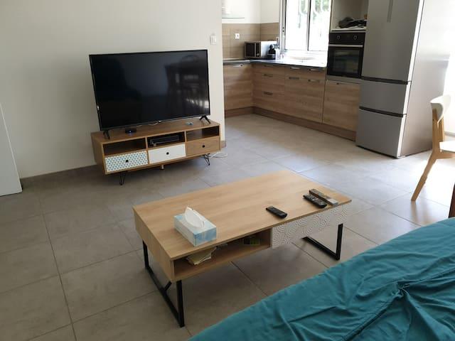 Superbe appartement situé à 10 min Lille centre