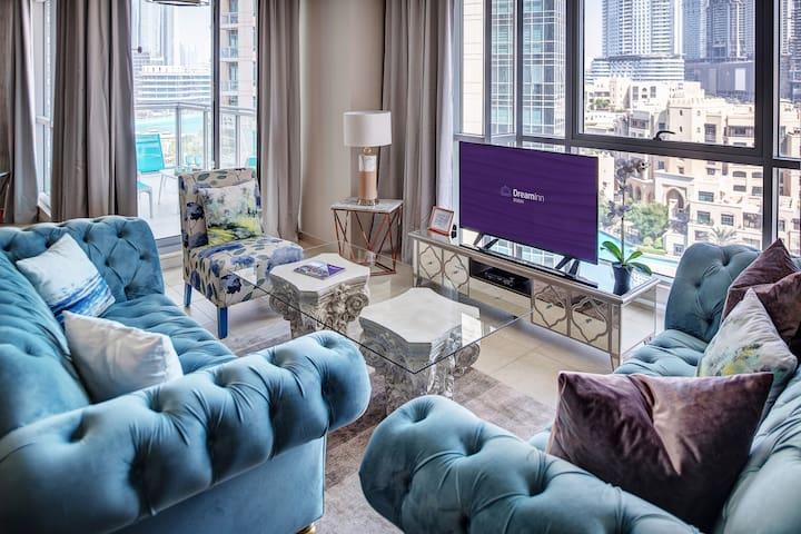 Gorgeous 4BDR Apartment - Downtown Dubai
