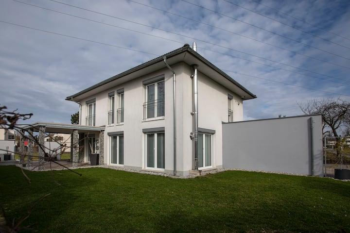 Tolles Einfamilienhaus nahe dem Bodensee