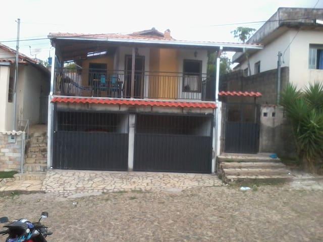 Casa aconchegante em catas altas - Catas Altas - Casa