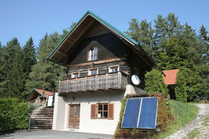 Lovely Chalet in Sankt Michael Ob Bleiburg with Sauna