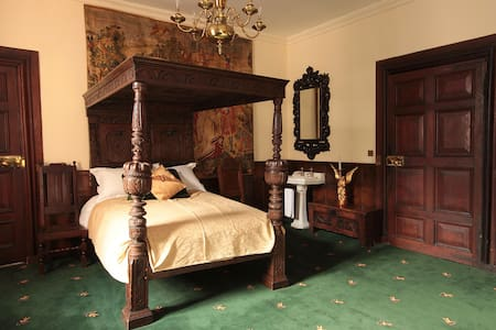 VIPONT ROOM AT APPLEBY CASTLE - Appleby-in-Westmorland - Pousada