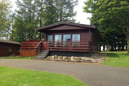 Birch 14 With Hot Tub, Newton Stewart - Newton Stewart - Casa