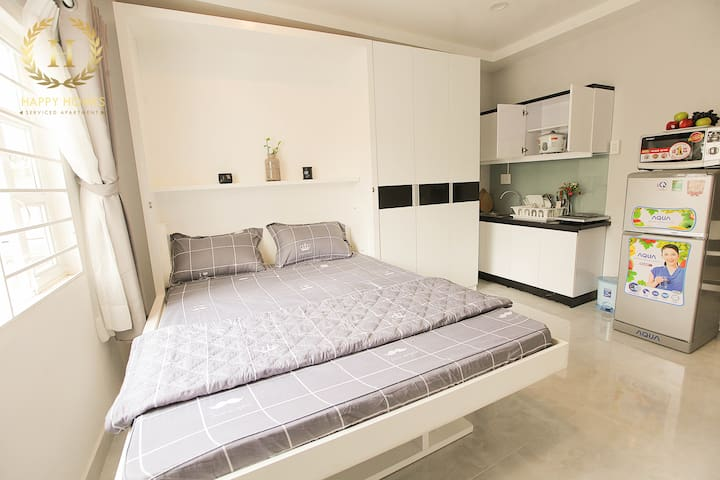 105L. Nice Studio in the centre. - Ho Chi Minh City - Service appartement