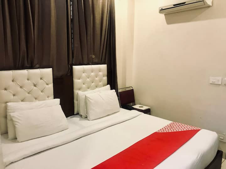 leela residency · leela residency budget room with breakfast and dinner