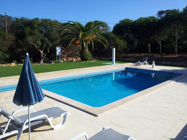 V1 with Swimming Pool - Oitavos - Lagoa