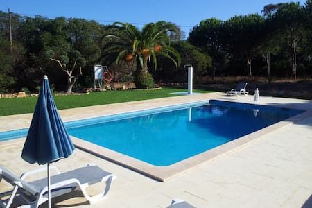 V1 with Swimming Pool - Oitavos - Lagoa - Wohnung