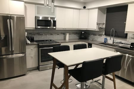 Full furnished appartment 7 min walk to the métro