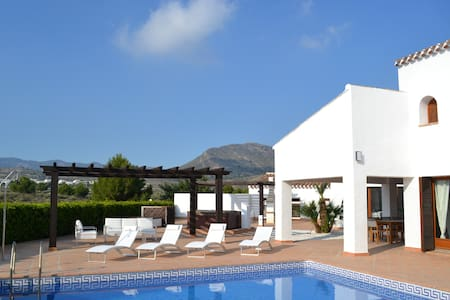 Luxury 5 Star frontline Golf Villa - Murcia