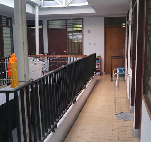 Blok A Dorm, in the strategic location in Jakarta - Kebayoran Baru - Condominium