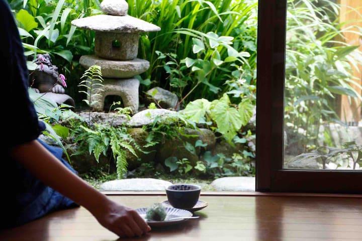 100 year old Kyoumachiya 【4DK】3min Ginkakuji