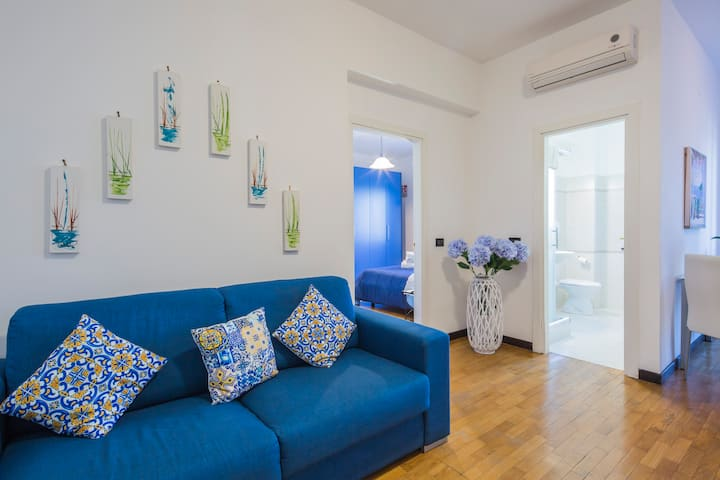 Casa Azzurra Sorrento, Appartamento centrale.