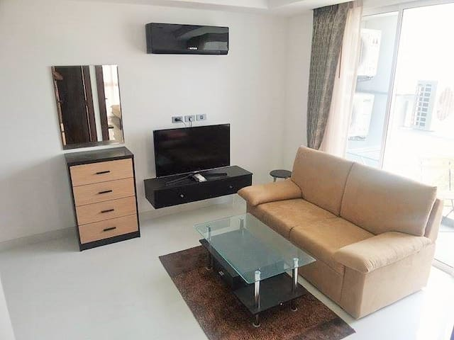2 bedrooms near beach - Bang Lamung District - Apartmen