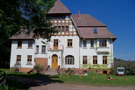 Appartement an der Warnow - Brüel