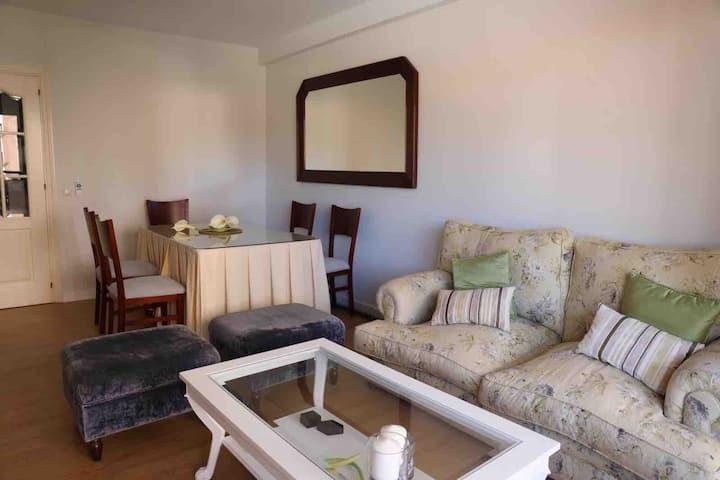 Malaga playa centro ideal familia y amigos