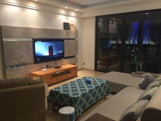 五缘湾交通便利阳光房 - Xiamen - Apartemen