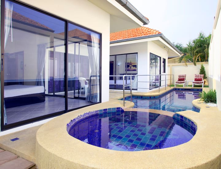 2-bdr villa with private pool #85