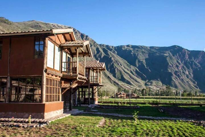 Condominio Munay Pata, Calca - Cusco - Casa