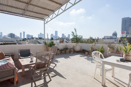 Fully equipped renovated  apartment - תל אביב יפו
