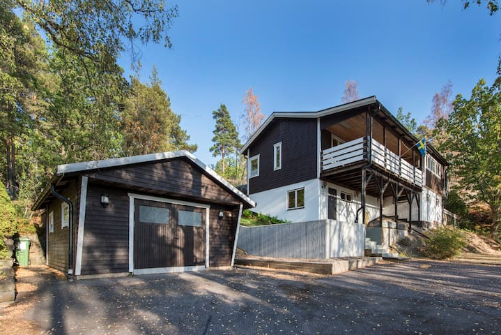 A Retreat in the Heart of Stockholm's Archipelago