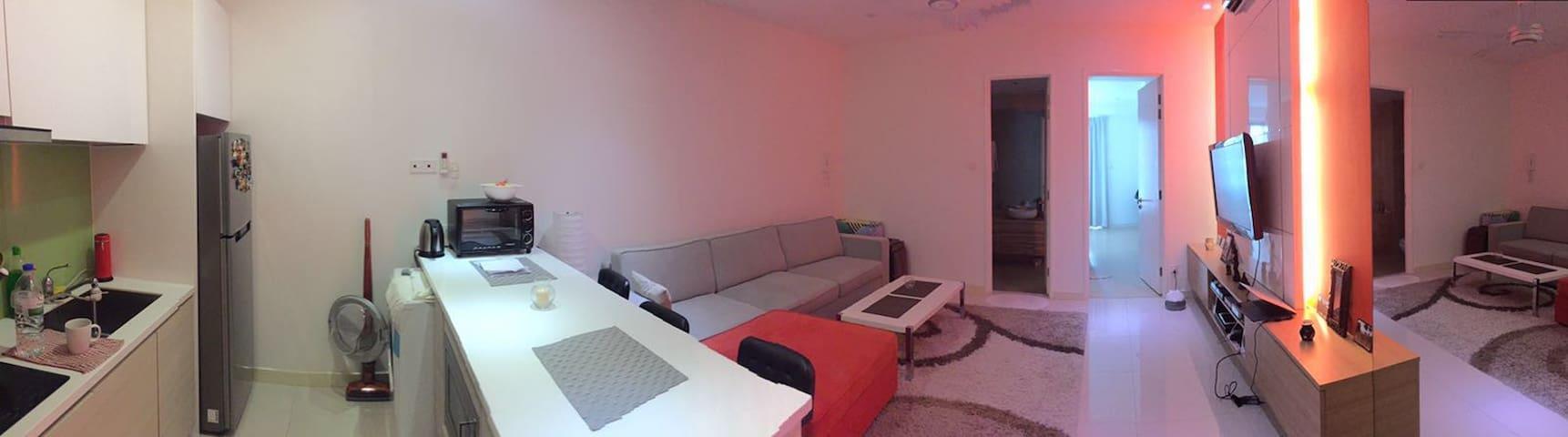 Luxury 1 Bedroom Apartment - Kuala Lumpur - Apartment