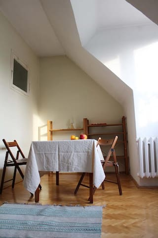 Friendly flat in the center of Gdańsk Old Town