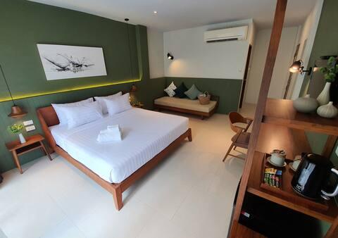 Mini House Aonang, Krabi (Deluxe Suite)