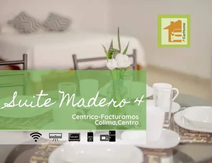Suite planta baja, céntrica, Wifi, ACC,Facturamos