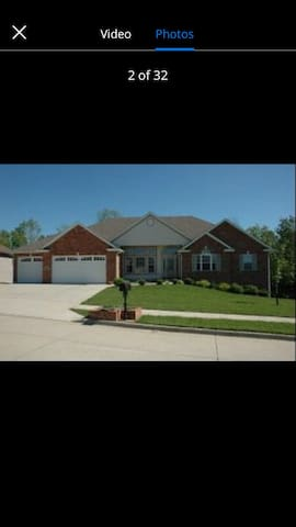 Single family- Close I-70 & Mall - Columbia - Hus