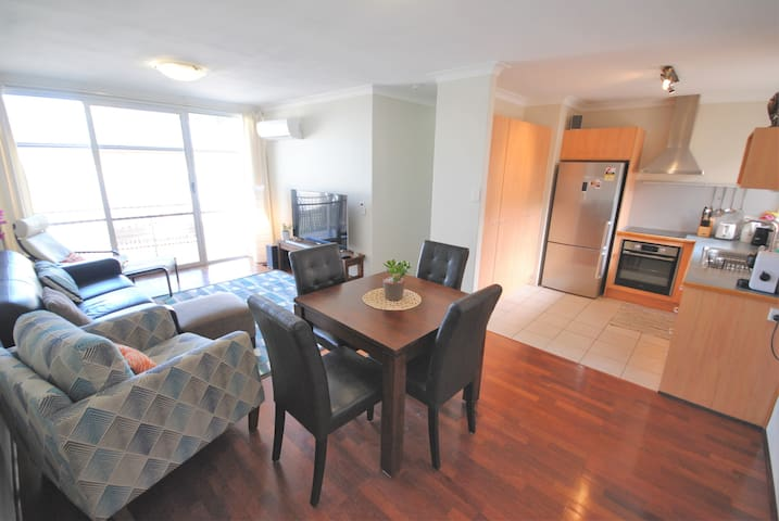 5 Star - 2 Bdrm Inner Nth City Apt - Clayfield - Apartment