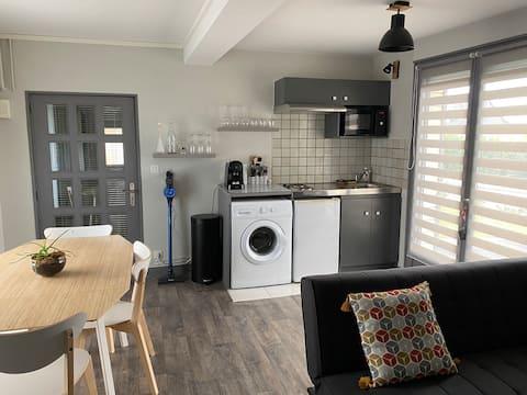 Fully renovated gîte in the Pays de Broceliande