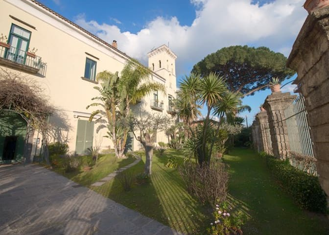 Apartment in prestigious historic villa - Cimitile - Apartamento