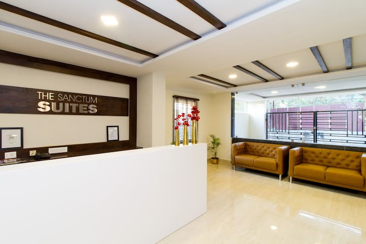 Sanctum Suites Whitefield - Premium Stay near ITPL