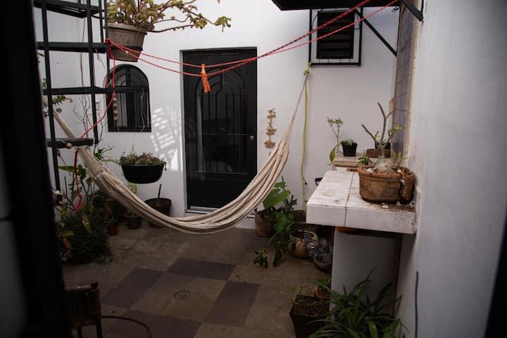 Casa amplia en el centro de Guadalajara