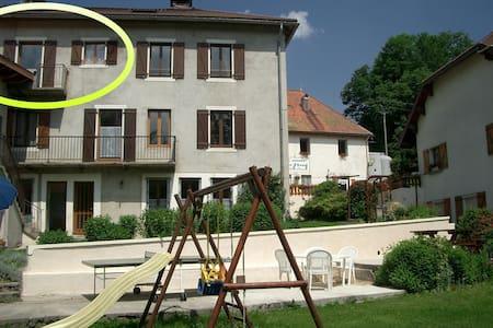 Appartement MB26 du Jura, classé 2 étoiles - Foncine-le-Haut