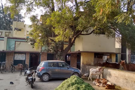 3 rooms - new house, good location - Vrindavan