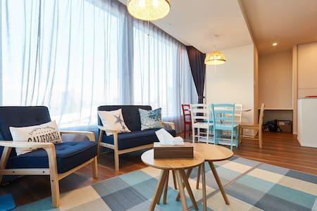 Brand new, modern 3-bedroom apt in Tokyo center - Minato